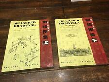 Measured Drawings Set: Hong Kong Historical Chinese Buildings &Western Buildings