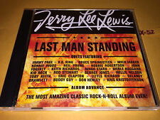 JERRY LEE LEWIS advance CD jimmy page BB KING springsteen RINGO STARR mck jagger