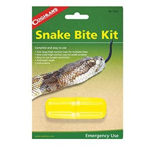 Snake Bite Kit Camping Accessory