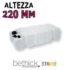 SERBATOIO ACQUA ELFO IN ELTEX - ALTEZZA 220 MM - AUTO BARCA E CAMPER
