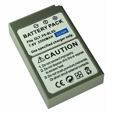 Olympus BLS-5 Battery for Olympus PEN E-PL2 E-PL5 E-PL7 E-PM2 BLS-5 BLS-50 L AUS