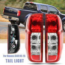 Pair Rear Tail Lights +Harness For Nissan Frontier 2005-17 Suzuki Equator 09-12