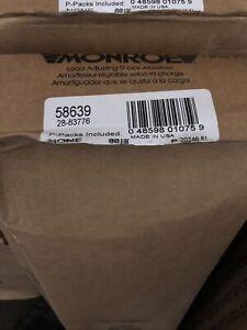 Shock Absorber-Load Adjusting Rear Monroe 58639 Brand New