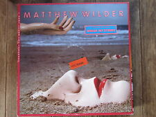 "LP - MATTHEW - WILDER - I DON´T SPEAK THE LANGUAGE ""TOPZUSTAND!"""