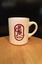 Vintage Hershey Bears Hockey Coffee Mug Skating Bear
