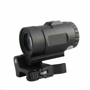 3x Magnifier for red dot sight (trijicon clone)