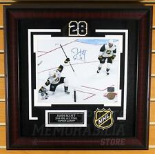 John Scott Signed Autographed 2016 NHL All-Star Goal Celebation 8x10 Framed
