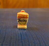 Fève - Boîte de farine   (4244)