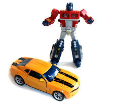 Universo TRANSFORMERS OPTIMUS PRIME & MOVIE Bombo Figure Set di Nizza