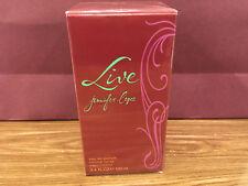 LIVE JENNIFER LOPEZ EDP 100 ML / 3.4 OZ SPRAY WOMEN NIB SEALED BOX ORIGINAL