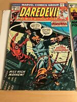 Daredevil #111, FN/VF 7.0, 1st Appearance Silver Samurai; No Marvel Value Stamp