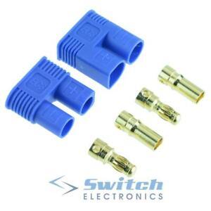 EC3 3mm Banana Plug RC Battery Connectors