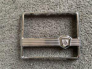 1953-1954-1955-1956 FORD F100 TRUCK ORIGINAL HEATER TRIM/BEZEL CHROME PLATED