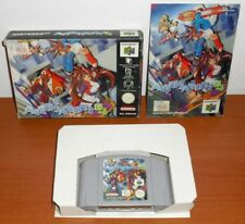 AirBoarder 64 (Air Boarder) Nintendo 64 N64 PAL ¡¡COMPLETO!!
