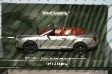 Minichamps Bentley Continental Supersports Con 2010 Diecast 436 139970