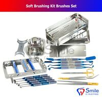 Dental PRF Complete Box With Soft Brushing Kit Brushes - Dental Implant Surgery
