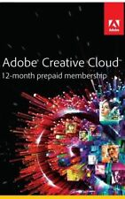 ⭐ Adobe Creative Cloud ⭐ 1 Year Subscription ⭐ Windows & Mac | All CC Apps ⭐