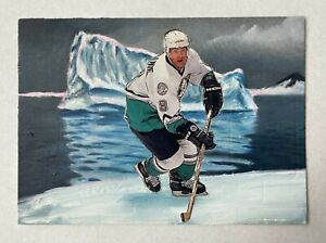 TheCAD Currency Project TEEMU SELANNE 1999 Upper Deck MVP Oil Paint 1/1 SPTCP