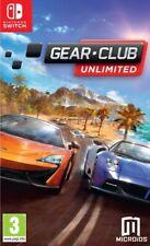 Gear.Club Unlimited   Nintendo Switch New