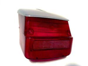 RP209GR Glass Tail Light Vespa 125 G.T.R-Sprint Fast 150cc Rallye 180