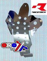 HONDA CRF450X 05-17  RACETECH skid plate sump guard aluminium