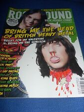 Rock Sound Magazine - Issue 115 Nov 2008 - Bring Me The Horizon