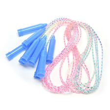 New Sports Training Plastic Handle Soft Plastic Skipping Jumping Rope for KidsJS