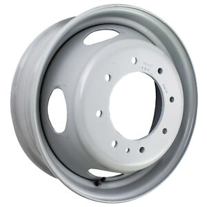 03342 New COMPATIBLE Steel Wheel 19.5 in Fits Ford F550 Super Duty 1999-2007