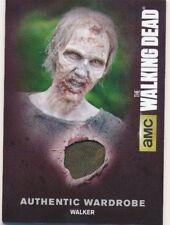 Walking Dead Season 4 Part 1 Authentic Wardrobe Card M-14 Walker