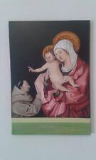 """Quadro """"Madonna col Bambino benedicente"""", di Antonello da Messina (copia)"""
