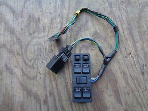 1993-1997 Volvo 850 Genuine OEM Master Power Window Switch With Harness 3545719