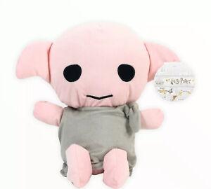 "Harry Potter Dobby Plush Pillow Buddy Pink 12"" Jay Franco"