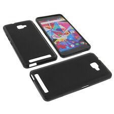 Tasche für Archos Diamond Plus Smartphone Handytasche Schutzhülle TPU Gummi Case