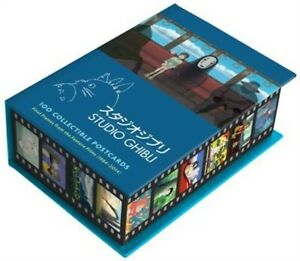 Studio Ghibli: 100 Collectible Postcards: Final Frames from the Feature Films (P