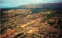 Vintage Postcard - Anchorage - Biggest City in Alaska AK Un-Posted #1368