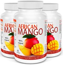 60 bis 360 Kapseln AFRICAN MANGO EXTRAKT bis 144000 mg !!! FORTE