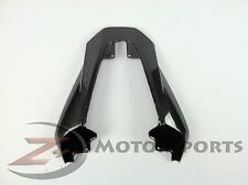 2010-2013 Kawasaki Z1000 Rear Upper Tail Seat Cover Cowl Fairing Carbon Fiber