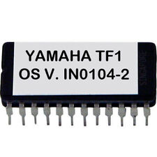 Yamaha TF1 Modul Mikroprogrammaufstellung Version IN0104-2 Tx812 Tx816