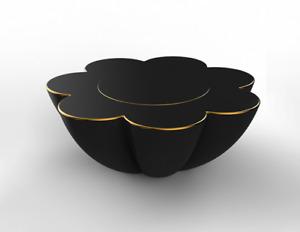 QERMEZi Furniture Heidar Coffee Table (Large) Designed By QERMEZi