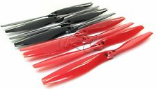 ATON Quad Rotor Helicopter - Blades (rotor set red black Traxxas Drone 7909