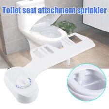 Single Nozzle Bidet Toilet Seat Attachment Non-Electric Mechanical Fresh