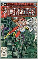 Dazzler 1981 series # 17 very fine comic book
