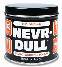 Never Dull Metall-Hochglanz Polierwatte 142 g    Autopflege