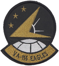 attack squadron 115 VA-115 STATI UNITI BLU NAVY USN PATCH RICAMATO
