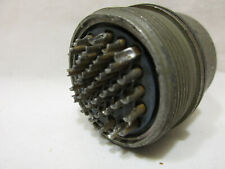 Size 28 AMPHENOL Parts of Circular Connectors, Clamp, Shell, Insert, Snap Ring