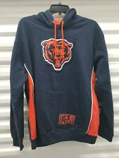 Chicago Bears pullover sweatshirt hoodie size L Large BNWT