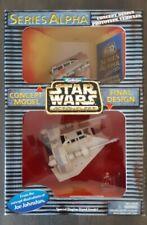 STAR WARS MICRO MACHINES ACTION FLEET REBEL SNOWSPEEDER (Galoob, 1996) NEW