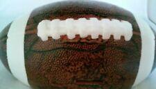 Football Coin Bank, Wall Hangable, Ceramic Piggy Bank, Sports Collectable NFL