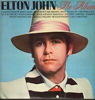 Elton John Album (#shm3088) [LP]