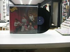 OLE OLE LP SPANISH CUATRO HOMBRES PARA EVA 1988 GATEFOLD MARTA SANCHEZ